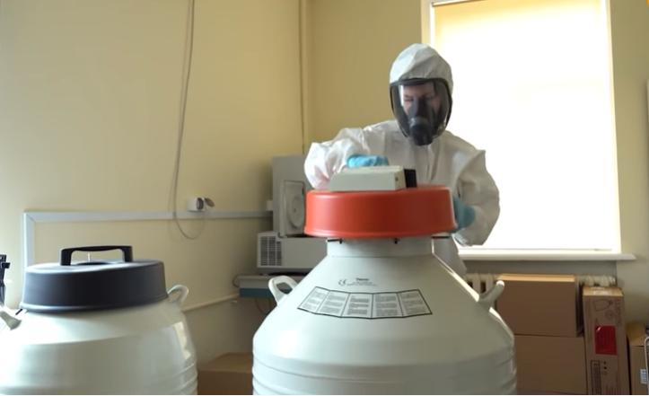 Русија објави видео како се произведува вакцината против Ковид-19