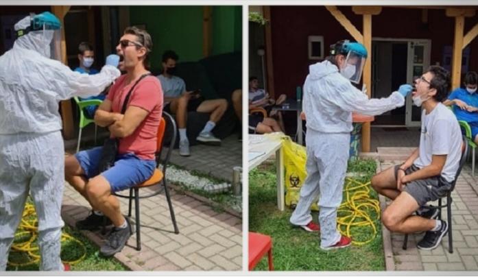 Негативни се на Ковид 19: Вардарци од утре на турнир во Србија