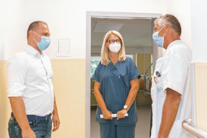 Филипче: Се спремаме и за праќање пациенти во странство, но се надевaм дека нема да дојде до тоа