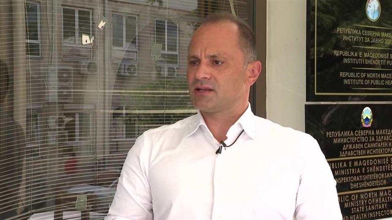 Филипче: Став на Комисијата е онлајн-настава, освен за првачињата