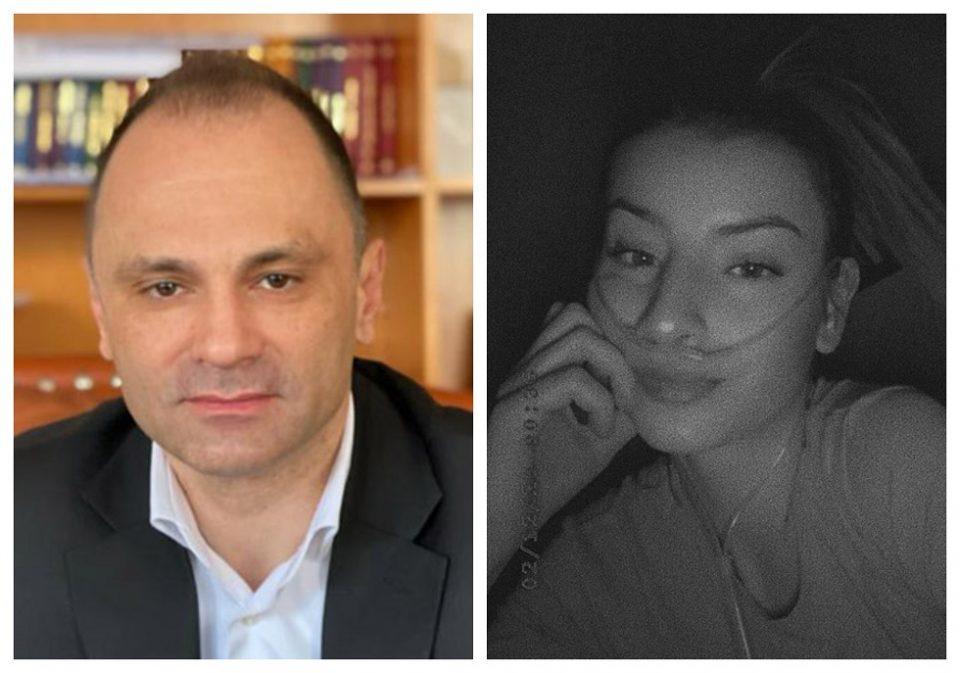 Нехумано однесување на министерот за здравство: Филипче блокирал пациентка со ретка болест која чека лек за да преживее