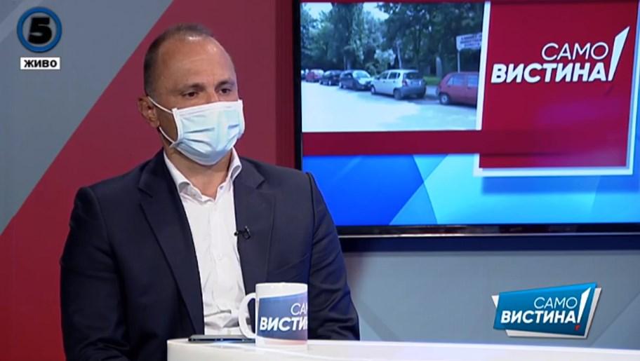 Филипче: Не може децата да не одат во училиште, работиме на протоколи