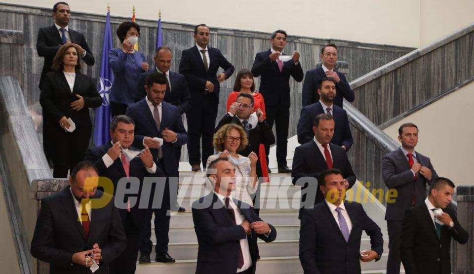 Ова се имињата на петте заменици-министри од ДУИ