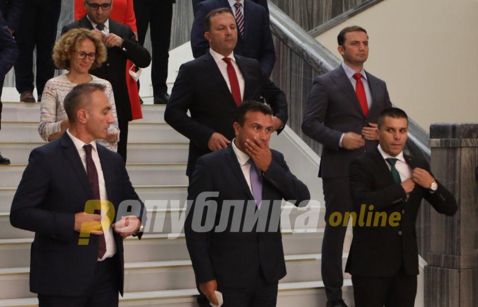Мицкоски: Ќе поднесеме предлог за гласање доверба на владата на Заев