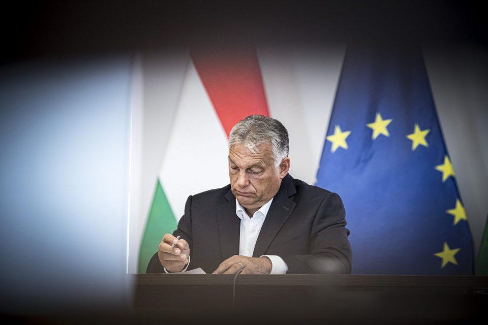 Орбан: Потпретседателката на ЕК ја понижи Унгарија, треба да поднесе оставка!