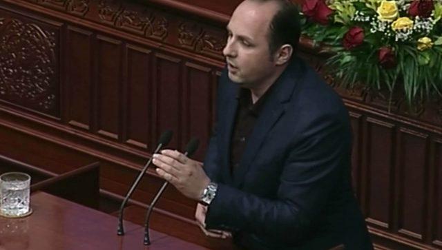 Миланов: Ибраими ќе сведочи за пеењето на албанската химна
