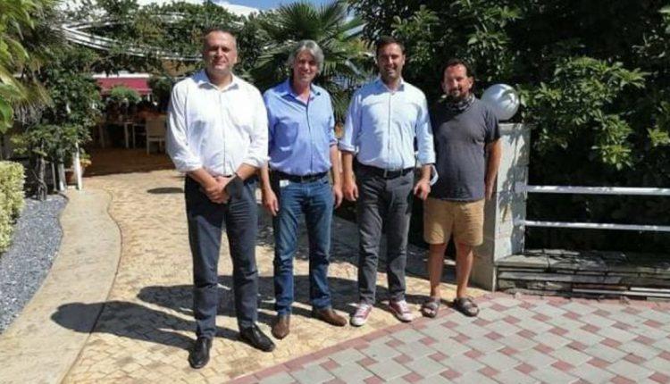 Зијадин Села домаќин на претставници на Самоопределување од Косово