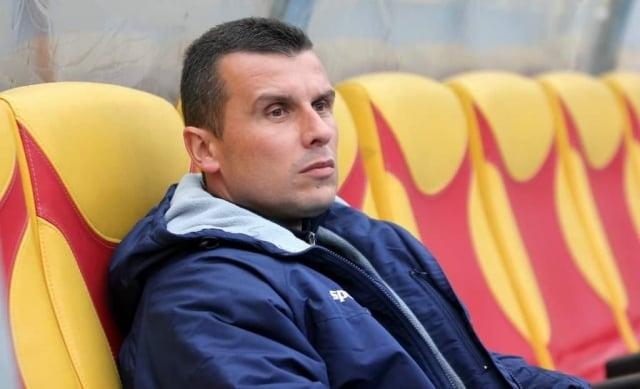 Академија Пандев ја прифати оставката на Александар Таневски од тренерската позиција