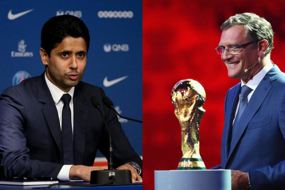 Нов скандал во ФИФА – осуден сопственикот на ПСЖ и екс-генсекот на фудбалската организација