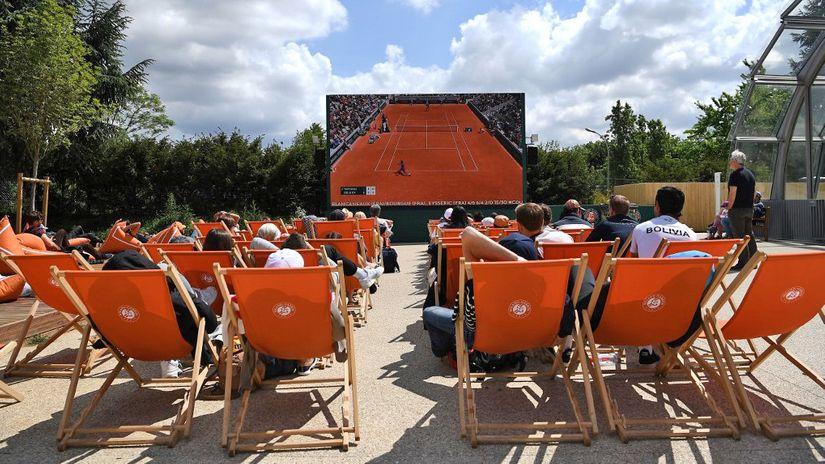 Ролан Гарос: Повеќе пари за послабите тенисери, помалку за победниците
