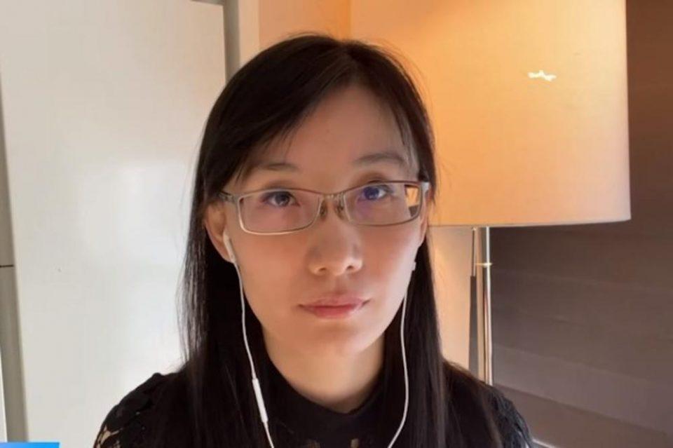 Кинеската докторка која побегна од државата тврди: Ќе докажам дека човек го создал вирусот