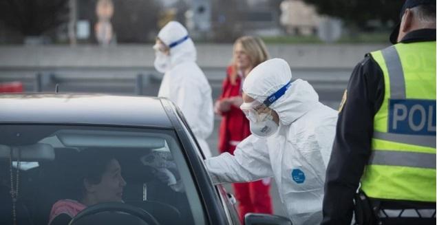 Ново масовно тестирање во Словенија