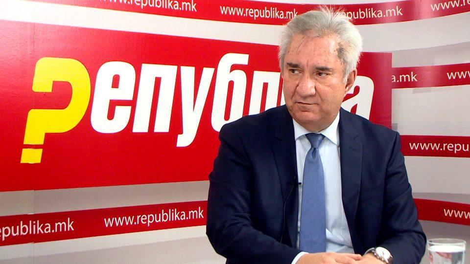 Мицкоски за изборот на Димовски за претседател на СПМ: Заедно да го победиме ова зло и да се избориме за Македонија