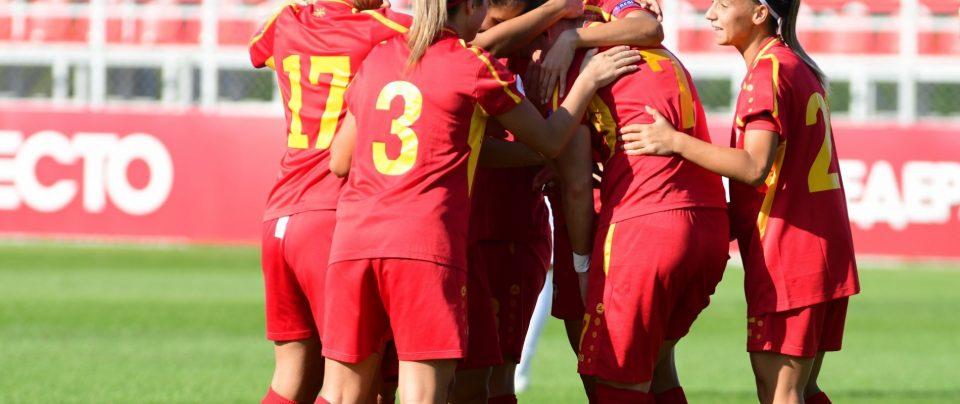 Седум фудбалерки од македонската репрезентација позитивни на корона вирус