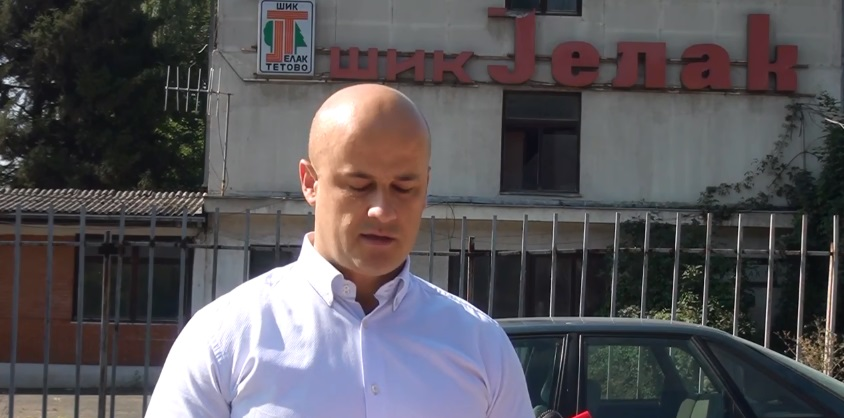 Велјановски: ЈО да отвори истрага кај кого завршиле ветените 4 милиони евра поткуп за ШИК Јелак