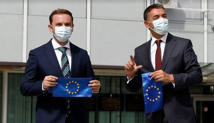 Милошоски пак ја закажа Комисијата: Ќе се појават ли овојпат Димитров и Османи да објаснат за уцените од Бугарија?