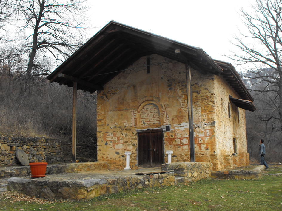 Германски стручњаци ќе бидат дел од конзервацијата на црквата во Курбиново