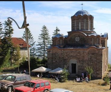 Манастирот во Матејче што беше разнесен во конфликтот во 2001 ќе стане културно наследство во опасност