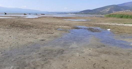 Нивото на езерата и натаму под просекот, продолжува неповолната хидролошката состојба