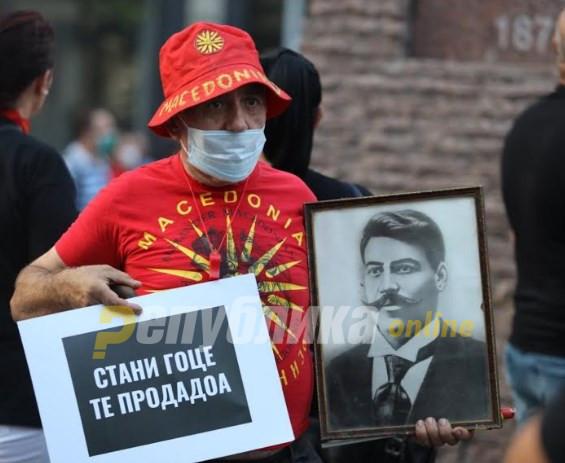 Стоилковски: Заев јасно да го каже ставот за Гоце Делчев и македонскиот јазик!