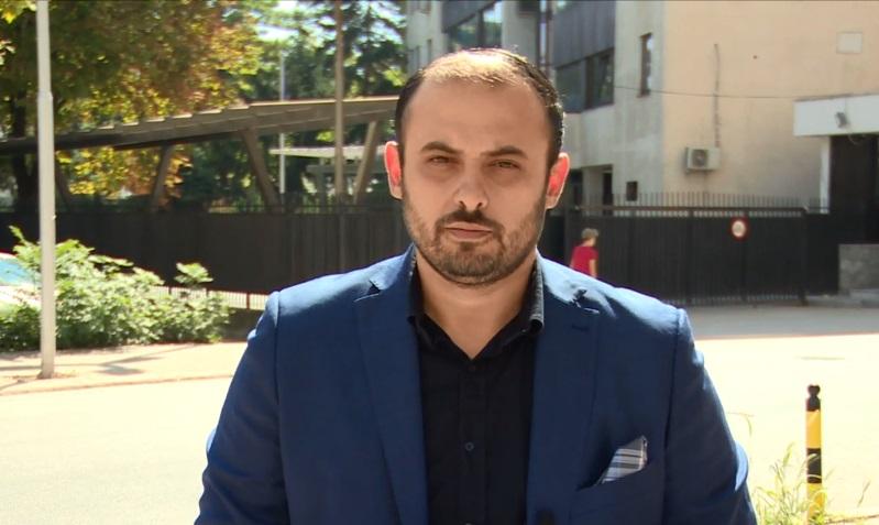 Ѓорѓиевски: Лазе Велковски се сонча во Охрид на сметка на приватна фирма