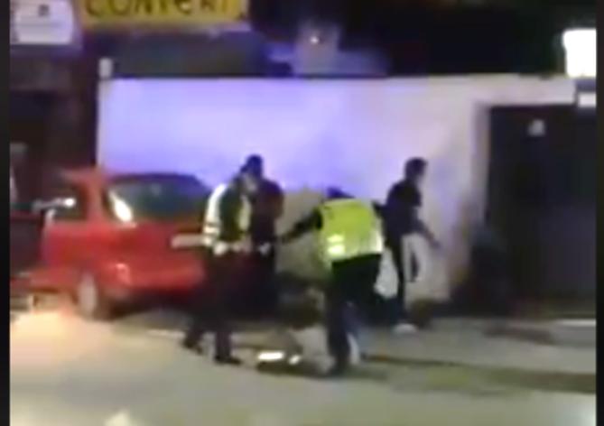 Спасовски: Кривична пријава и суспензија за полицаецот од Битола кој нападна Ром, суспендиран уште еден полицаец