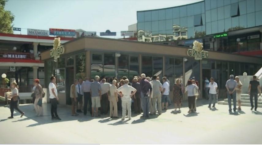 """Сопственици на локали во Аеродром бараат од Заев да сруши дивоградба и во ТЦ """"Бисер"""""""