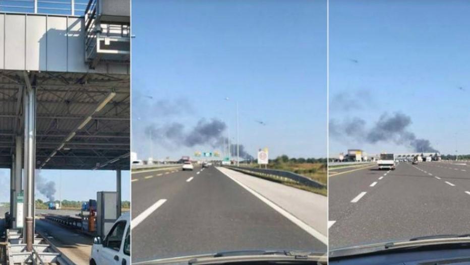 Страшна несреќа во Хрватска, се судрија камиони и автомобили, две лица загинаа