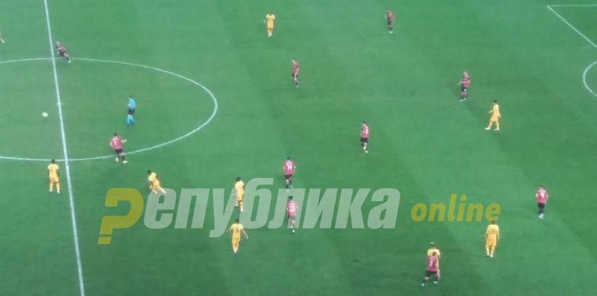 Шкендија и Шкупи со победи остануваат на врвот на табелата во домашното првенство