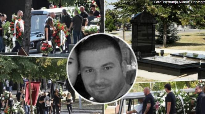 """""""Сине мој јас да влезам место тебе"""": Српскиот криминалец кој го разнесоа во џипот закопан го гробница од 25.000 евра"""