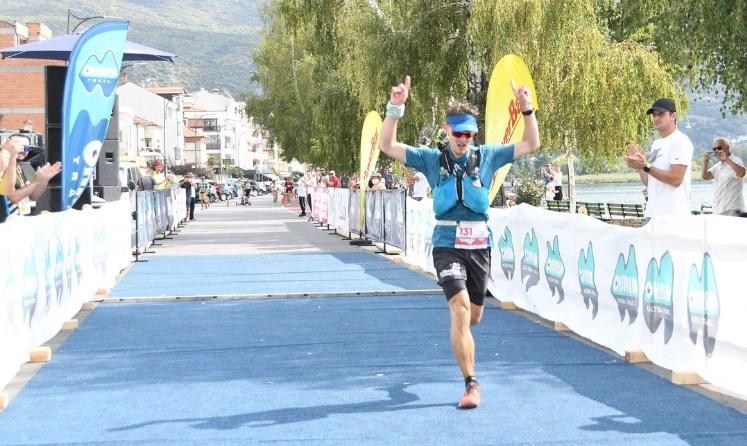 107 километри за 14 часа: Планинарска трка по Охрид и Галичица