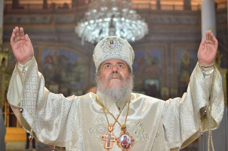 Агатангел: Делчев е апостол кој го осветлува образот на Македонецот, македонскиот народ е столчен поради оваа ненародна власт
