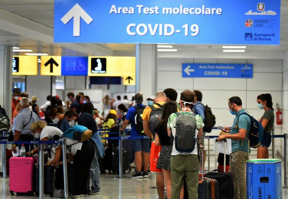 Италија ќе ги тестира сите патници што доаѓаат од Париз