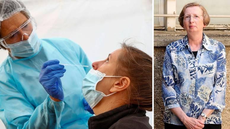 Лекарка од Хрватска: Хигиена на носот со солен раствор помага во спречување на Ковид инфекција на респираторниот систем