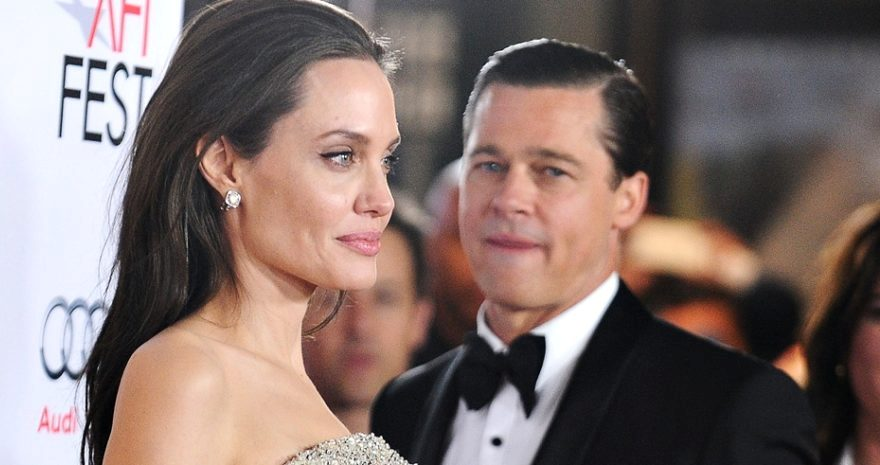Анџелина бесна на Бред: Договорот за старателство пред пропаст