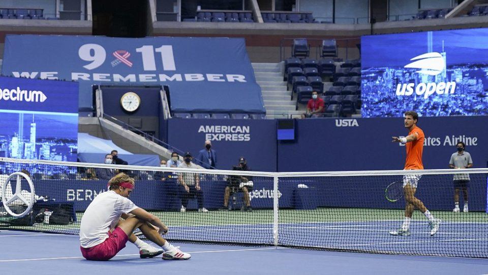 Зверев со арогантна изјава: Во финалето на УС Опен ќе играат двајцата најдобри во светот