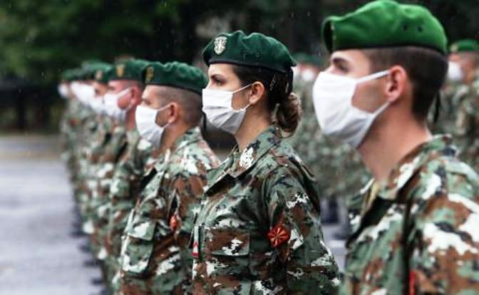 Преку 1.800 кандидати се пријавиле за 200 места за професионални војници