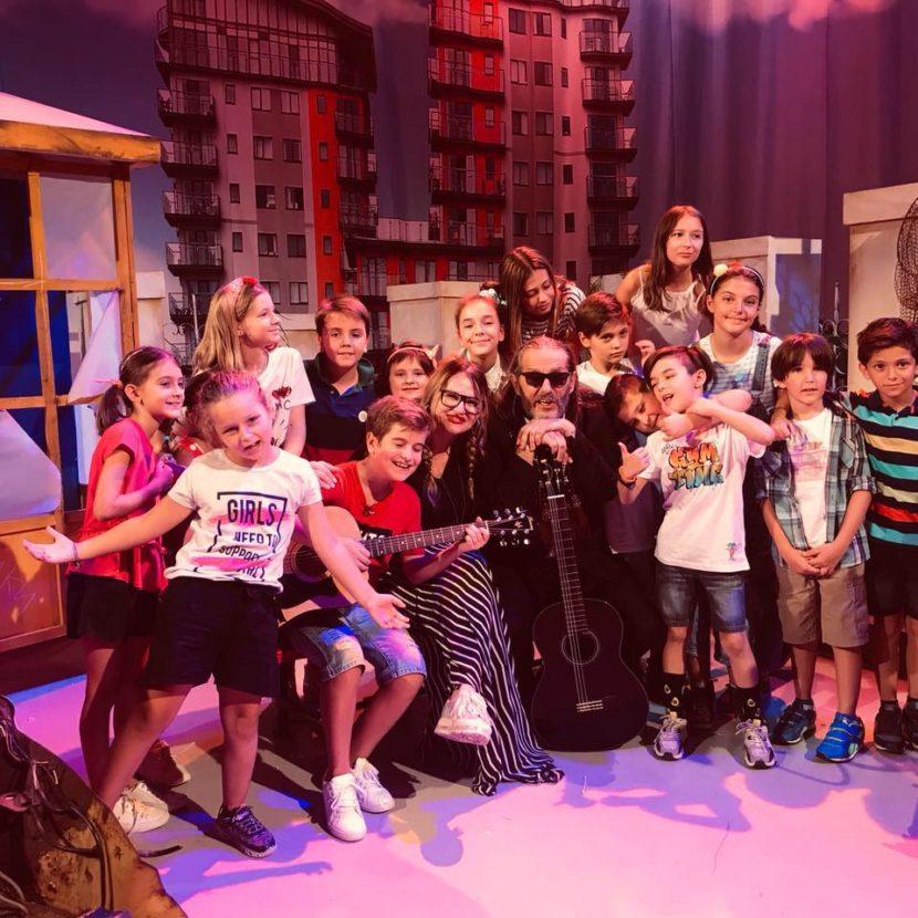 Учениците во актерската школа на Весна Петрушевска ќе подготват претстава во чест на Горан Стефановски