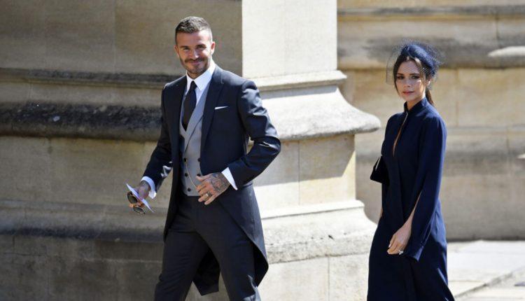 Дејвид и Викторија Бекам заразени со коронавирус шетале по забави