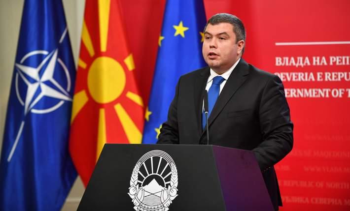 Маричиќ ги поздрави новите јавни обвинители