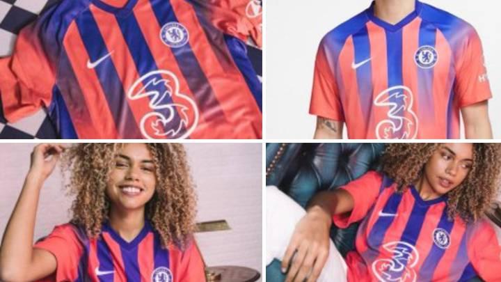Фановите на Челзи разочарани од новиот дрес: Како може да ги купите Хаверц, Вернер и Зијеч и да ги облечете во ова