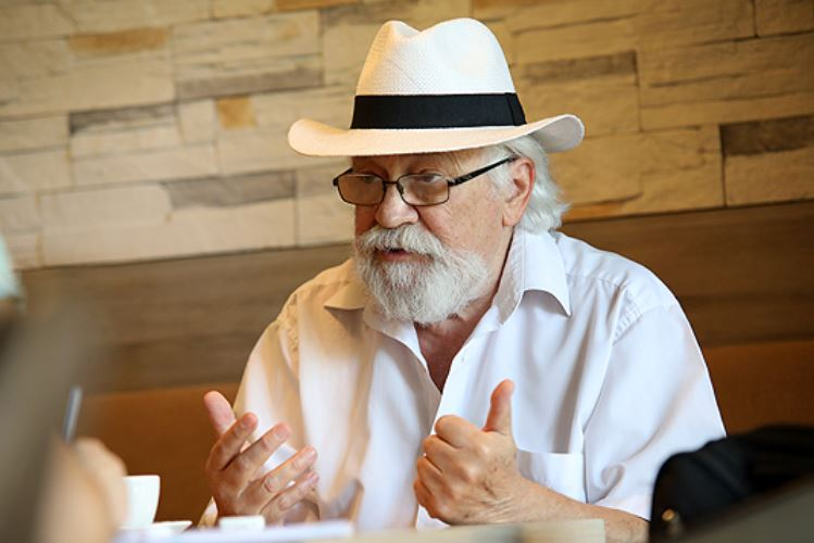 Скопје му беше голема љубов: Почина писателот и хроничар Данило Коцевски