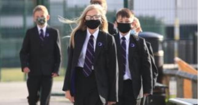 Над 88 проценти од учениците во Англија се вратиле во училиштата