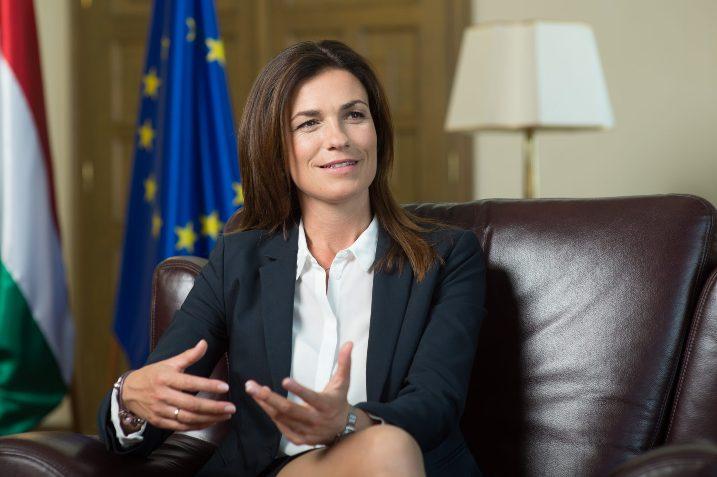 Унгарската министерка за правда: Ако се воведат финансиски санкции во ЕУ , владеењето на правото завршува