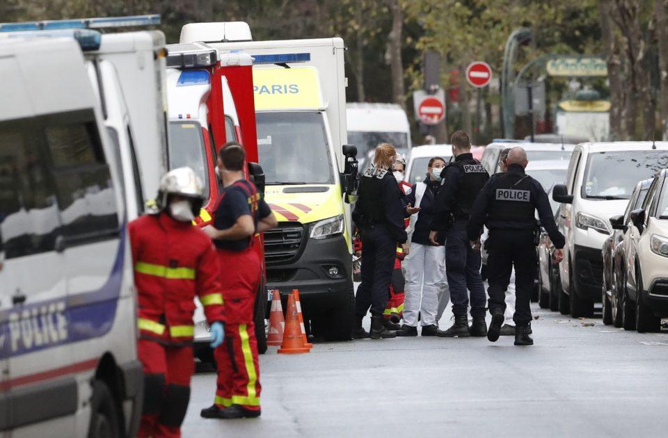 """Франција тврди дека нападот со нож бил """"исламистички тероризам"""""""