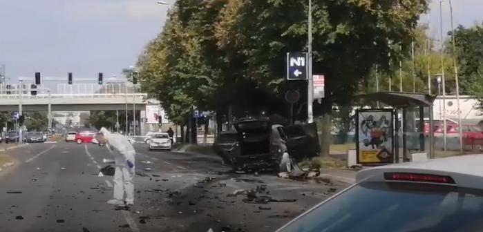 Откриен атентаторот кој го разнел Страхиња: Велосипедист го кренал во воздух Стојановиќ?