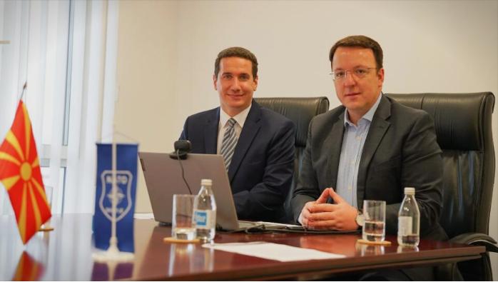 Николоски и Ѓорчев учествуваа на Политичкото Собрание на Европската народна партија(ЕПП)