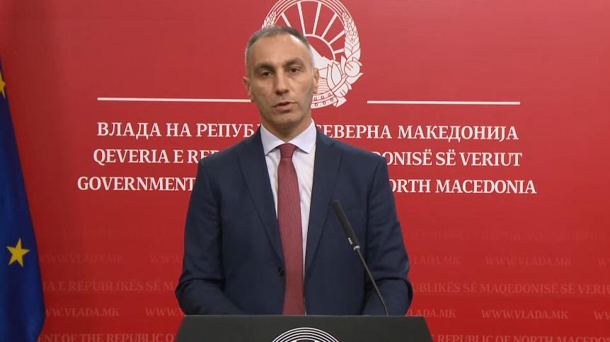 Груби: Цел сум на лажни вести со цел да внесат раздор меѓу ДУИ и СДСМ