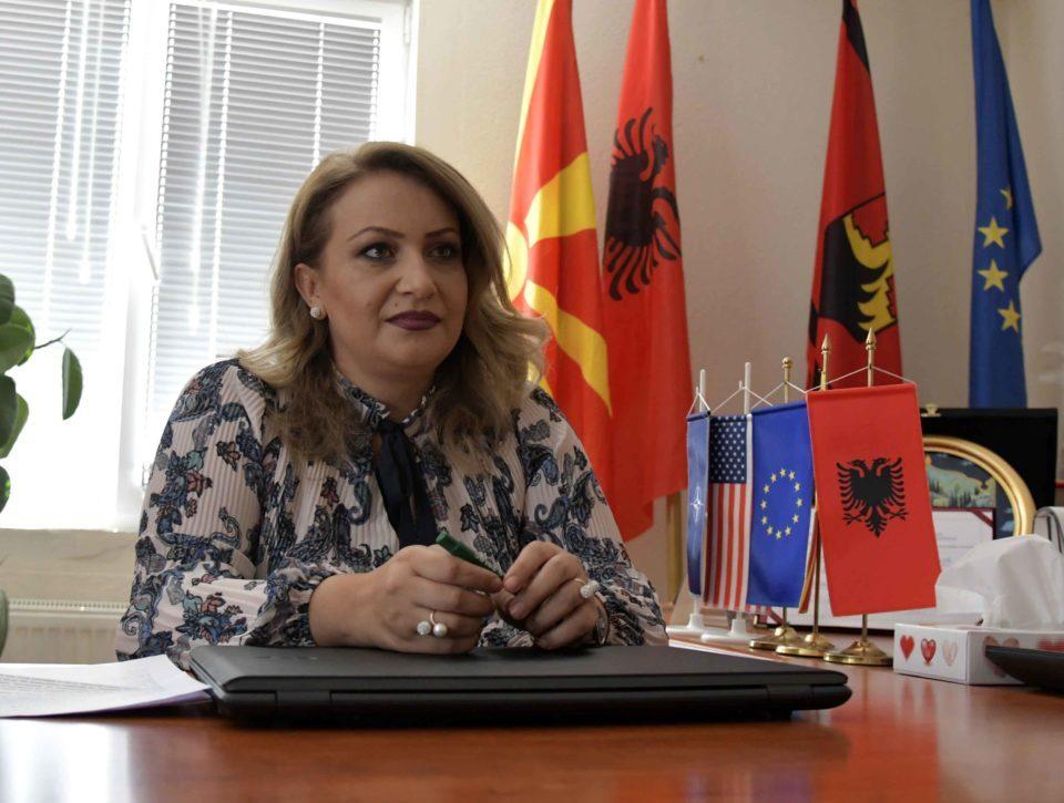 Градоначалничката на Арaчиново позитивна на Ковид