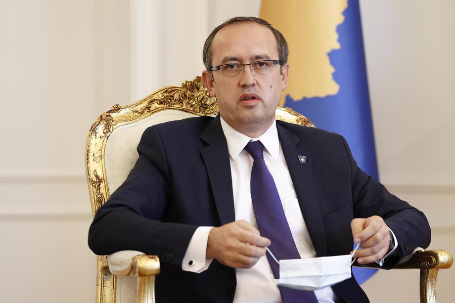 Премиерот на Косово, Авдулах Хоти утре во официјална посета на Македонија